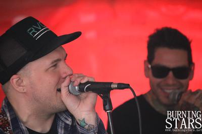 Kris Roe (The Ataris) @ the Fairplex (Pomona, CA); 6/22/12