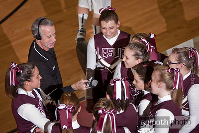 54th Dist. Tourney 2011: Leslie vs HHS