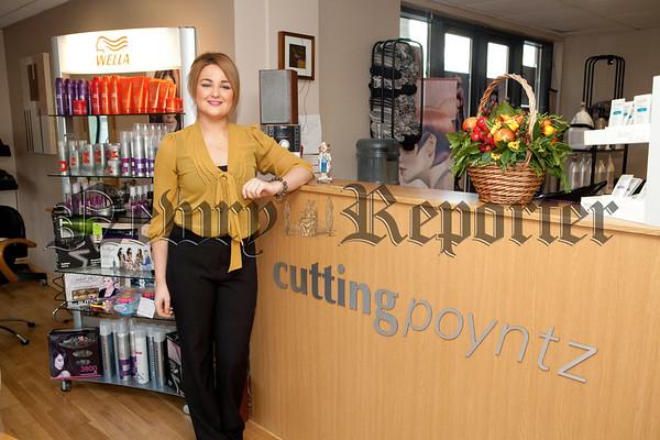 Sarah Livingstone from Cutting Poyntz in Poyntzpass. R1447016