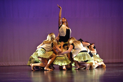 2010 ALHS Spring Dance Concert - The Show:  Day 1