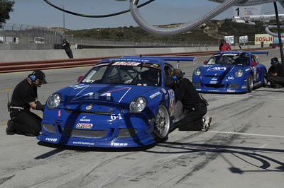 2006-10-19,20,21,22 Speed GT Laguna Seca Pits Paddock & People