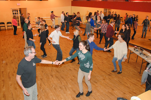 20180111 - West Coast Swing at Dance Dimensions