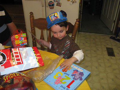 2009 Christopher's birthday