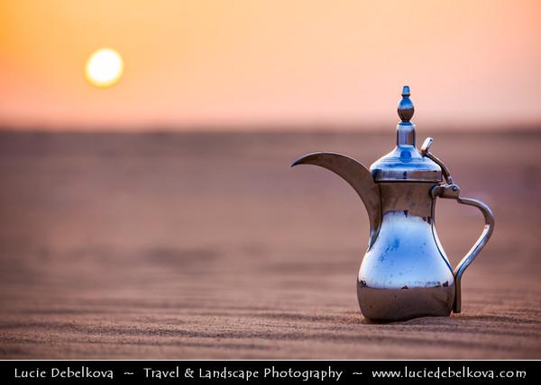 Kuwait - Desert
