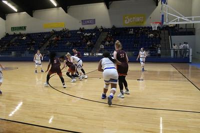 Girls Varsity Basketball Joaquin vs. Tenaha