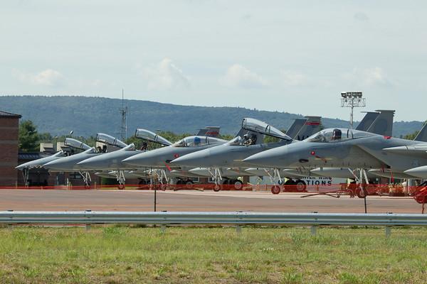 MA F-15  Take-Off 8-18-10