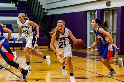 HS Sports - Stoughton Girls JV Basketball [d] Nov 18, 2017