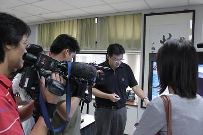 20110916 電視台採訪方博