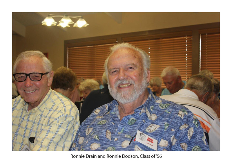 Ronald Drain '56 and Ronnie Dodson '56.jpg