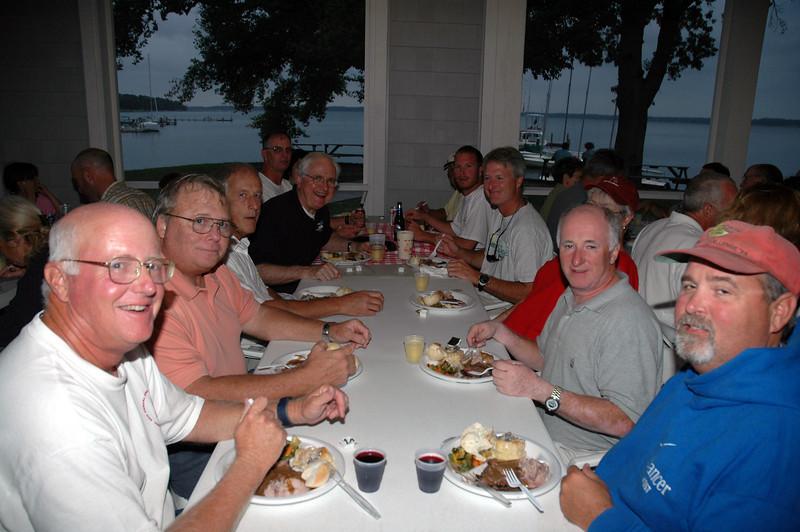Mike Dale, Brooks Zerkle, Phil Webb, Brad Miller, Eric Powers, David Clark, David Hinckle