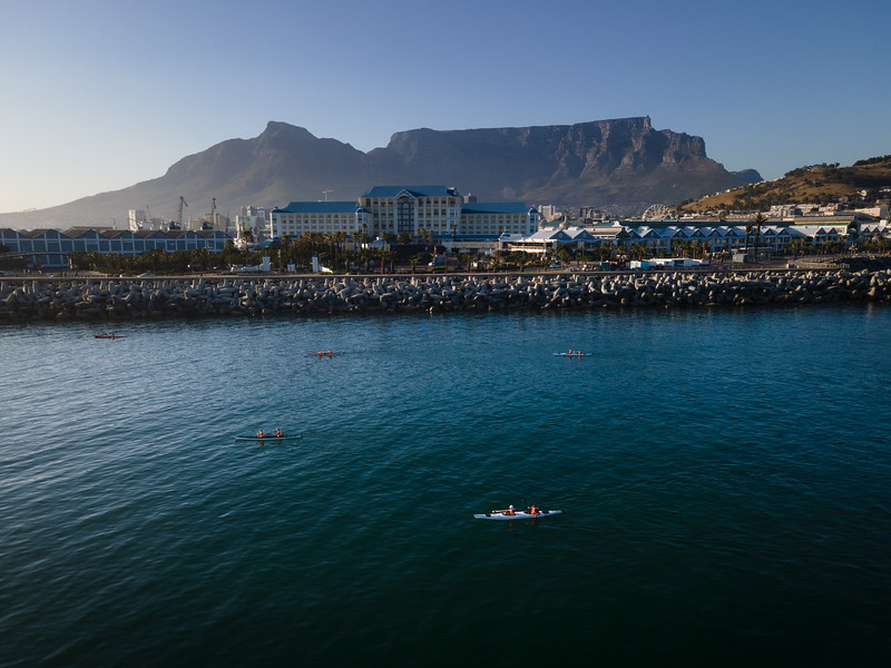 Kayak, Cape Town, South Africa