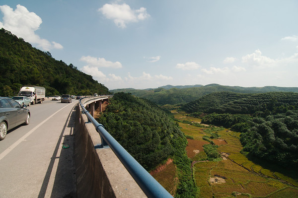 Ning'er to Mohan (Highway G213)