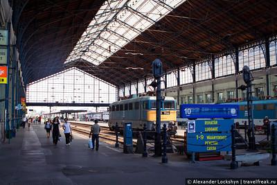 Budapest Central Station