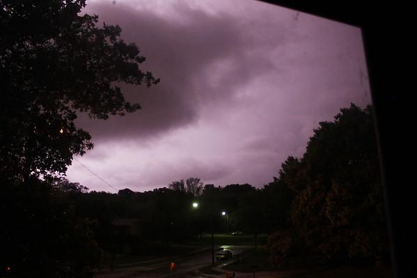 Lightning in Omaha!
