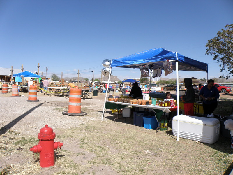 Vendors at the Festival