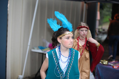 Aladdin - 2nd Cast Performance