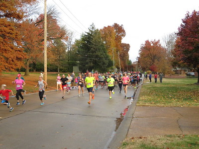 2017 Trot Thru the Woods