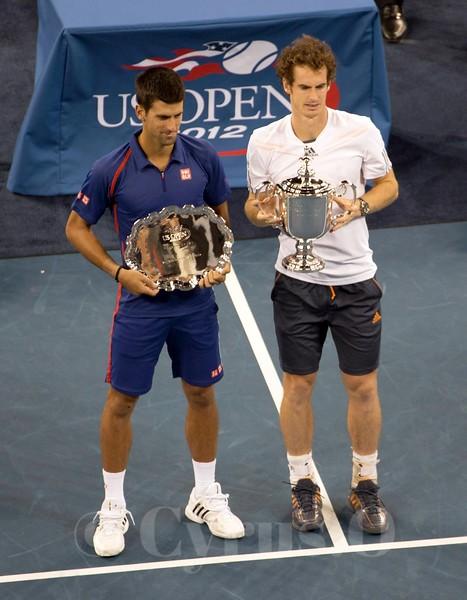 US Open Tennis - New York