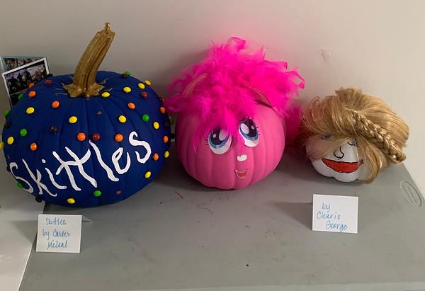 2019 ES Pumpkin Decorating Contest