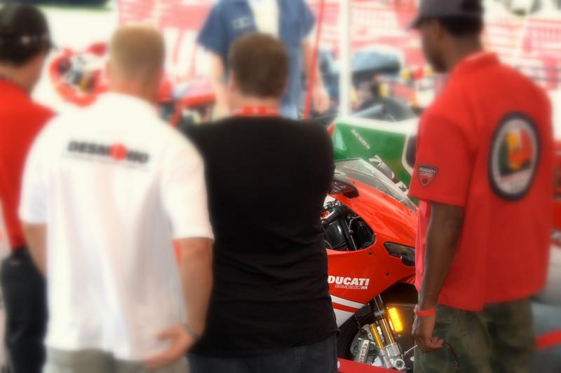 Ducati Superbike Concorso Mid Ohio 2008