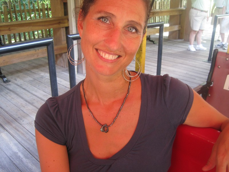 "Georgia Luedi-Fuller, author of ""Bobby's House"""