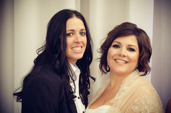 Amy & Bethany