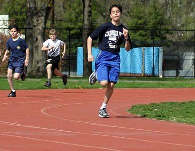 boys 200m