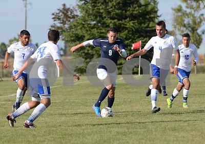 Iowa Lakes @ Iowa Central Men Soccer