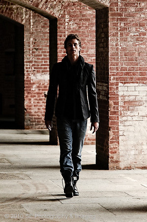 Owen's Fort Point Fashion Shoot