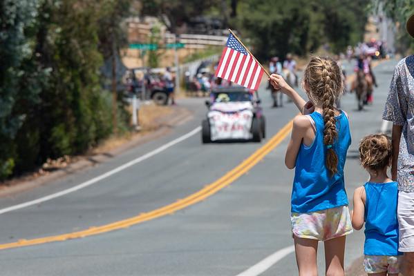 2021 EFHG 4th of July Parade