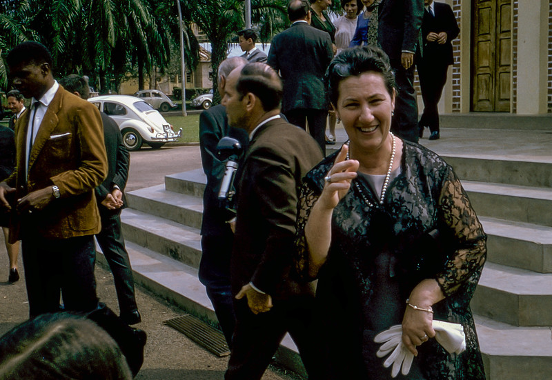 1970 -  Casamento da Milé Faria e Pina