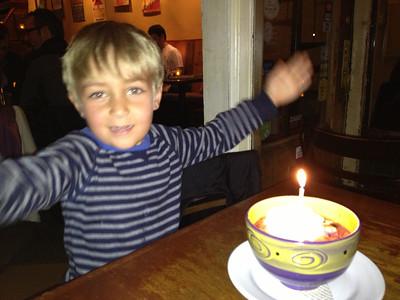 Boys' Birthdays