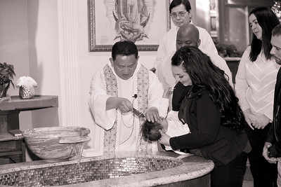 Brooklyn's Baptism