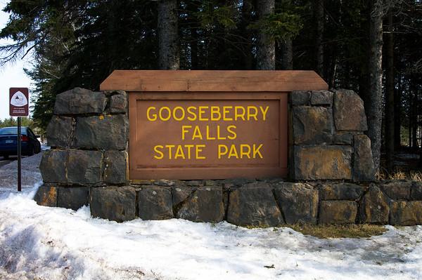 GooseberryFalls - Winter