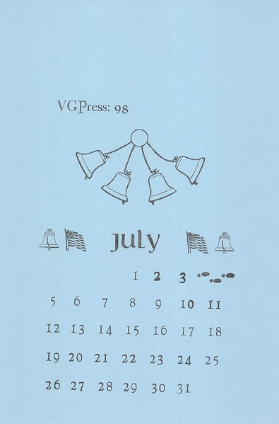 July, 1998, Village Green