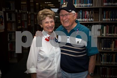 11/11/15 DAR Honors Tyler Area Vietnam Veterans On 50th Anniversary Of Vietnam War by Don Spivey