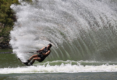 Waterski: 7th International Cyprus Cup - Day 2
