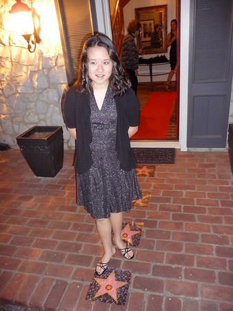 February Bunco 2011 - Hooray for Hollywood