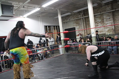 Renegade Wrestling Alliance Fuck This Weather January 19, 2017