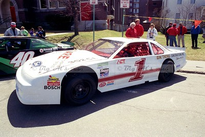 TR Car Show -Downtown Barre-04/24/93