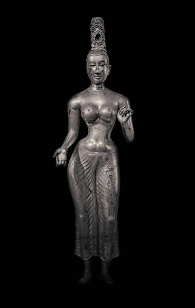 Goddess Tara. India.