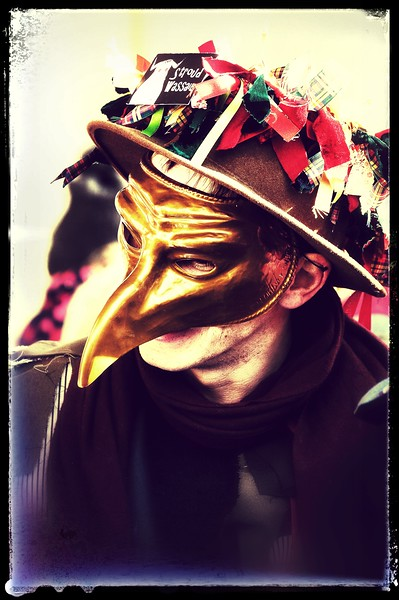The Stroud Wassail and Mummers Festival