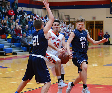 Neshaminy Council Rock North 2018 Basketball