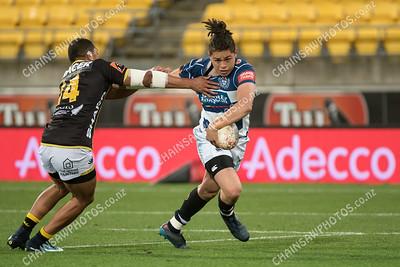 2018-10-04 Wellington v Auckland