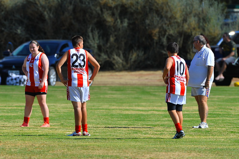 """Colts"" Cobby v Paringa  (Round 2)"