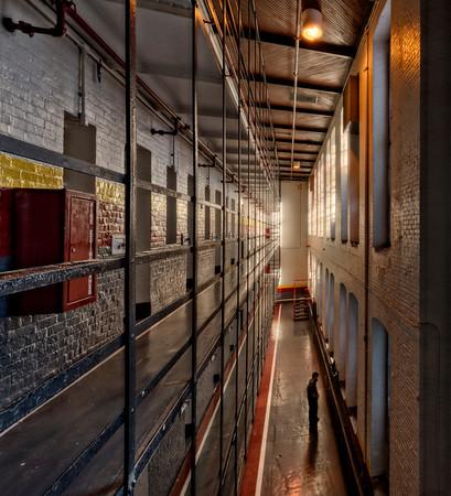 The Ash Street Jail