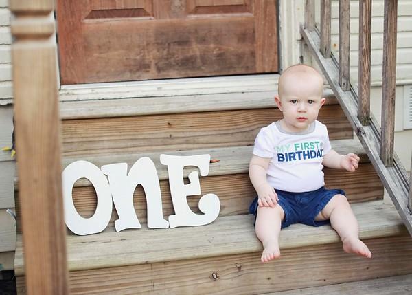 9.2020 Bennett Turns One