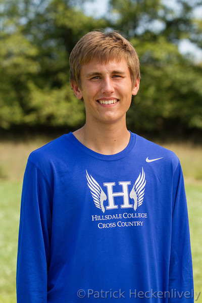 2012-08-22 Hillsdale College Cross Country Team Pictures