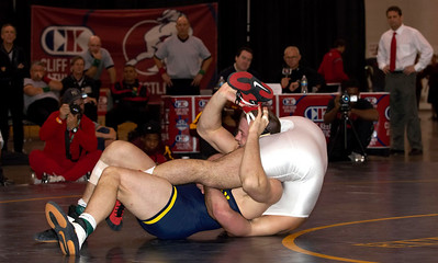 184 lbs. Tyrel Todd (MICHIGAN) def Mile Pucillo (OHIO ST) by Fall 7:22 Overtime