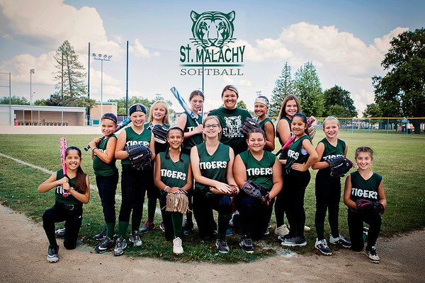 St. Malachy Softball